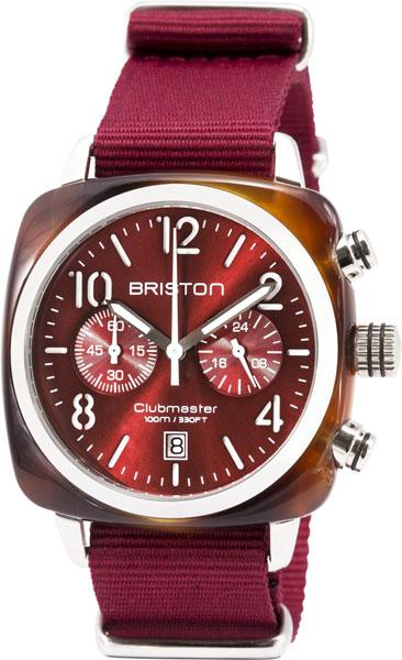 Мужские часы Briston 15140.SA.T.8.NBDX цена и фото