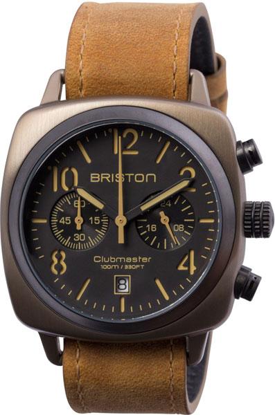 Мужские часы Briston 15140.SPK.C.5.LVBR