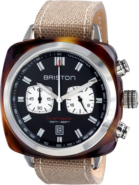 Мужские часы Briston 15142.SA.TS.1.LSK цена и фото