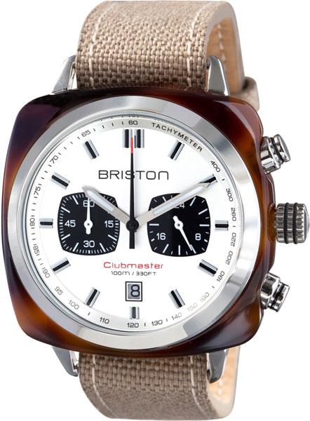 Мужские часы Briston 15142.SA.TS.2.LSK все цены
