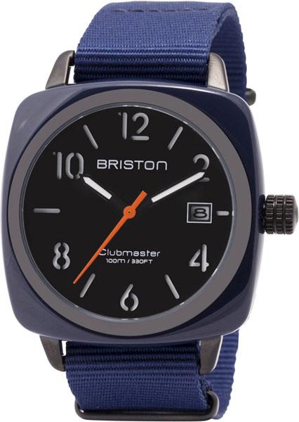 Мужские часы Briston 15240.PBA.NB.3.NNB напильник truper т 15240