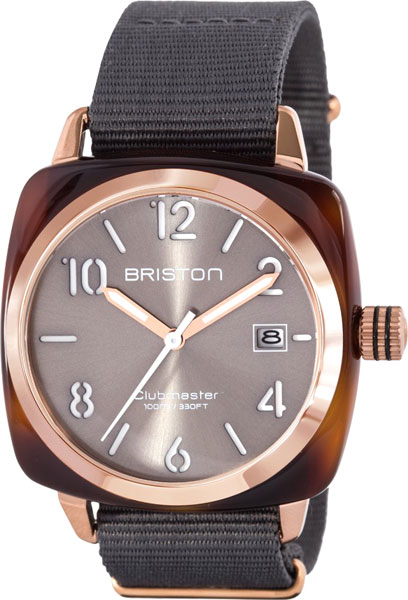 Мужские часы Briston 15240.PRA.T.11.NG напильник truper т 15240