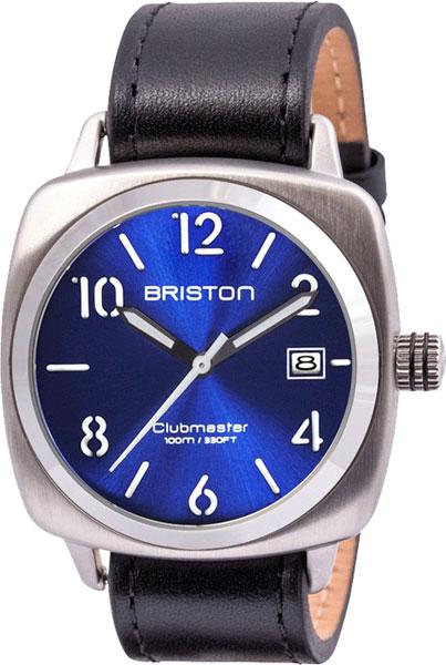 цена Мужские часы Briston 15240.S.C.9.LCB онлайн в 2017 году