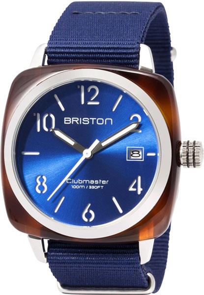 цена Мужские часы Briston 15240.SA.T.9.NNB онлайн в 2017 году