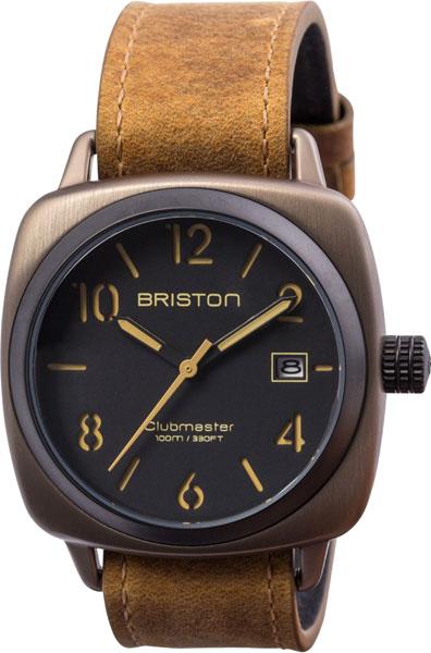 Мужские часы Briston 15240.SPK.C.5.LVBR briston наручные часы