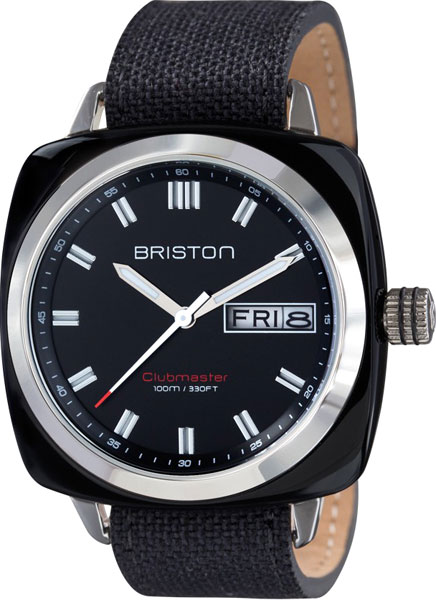 цена Мужские часы Briston 15342.SA.BS.1.LSB онлайн в 2017 году