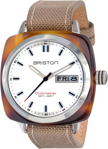 цена Мужские часы Briston 15342.SA.TS.2.LSK онлайн в 2017 году