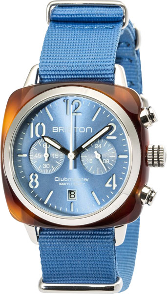 цена Мужские часы Briston 16140.SA.T.14.NLB онлайн в 2017 году