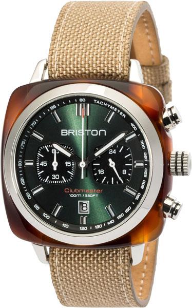 где купить Мужские часы Briston 16142.SA.TS.10.LSK по лучшей цене