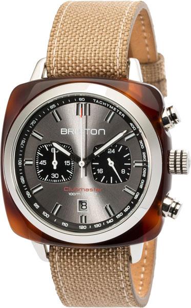 цена Мужские часы Briston 16142.SA.TS.11.LSK онлайн в 2017 году