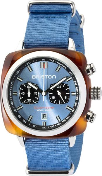 Мужские часы Briston 16142.SA.TS.14.NLB цена и фото