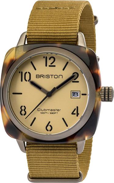 Мужские часы Briston 16240.PKA.TS.20.NBZ