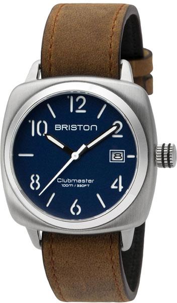 Мужские часы Briston 16240.S.C.15.LVBR цена и фото