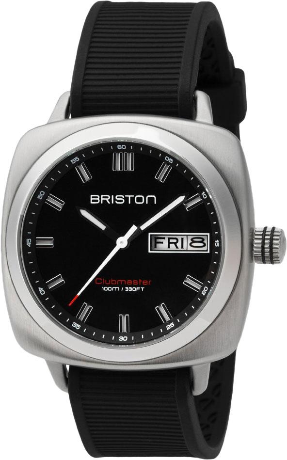 Мужские часы Briston 16342.S.SP.1.RB цена и фото