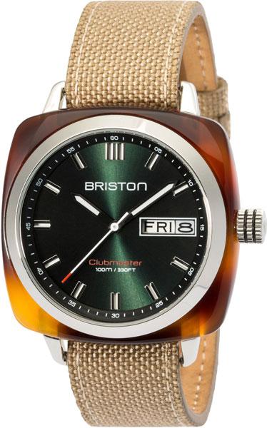 Мужские часы Briston 16342.SA.TS.10.LSK