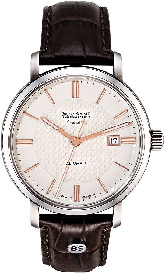 Мужские часы Bruno Sohnle 17-12097-245 bruno sohnle часы bruno sohnle 17 23109 920 коллекция sonate