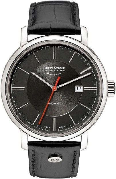 Мужские часы Bruno Sohnle 17-12137-773 bruno sohnle часы bruno sohnle 17 13073 281 коллекция pesaro