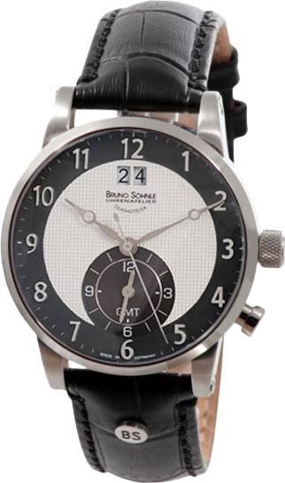 Мужские часы Bruno Sohnle 17-13043-771 bruno sohnle часы bruno sohnle 17 23109 920 коллекция sonate