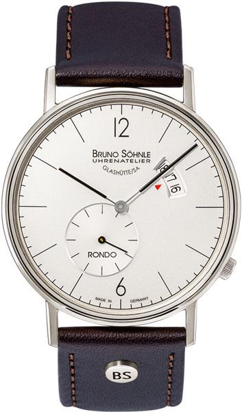 Мужские часы Bruno Sohnle 17-13053-261 bruno sohnle часы bruno sohnle 17 23109 920 коллекция sonate