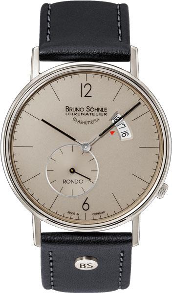 Мужские часы Bruno Sohnle 17-13053-861 bruno sohnle часы bruno sohnle 17 23109 920 коллекция sonate