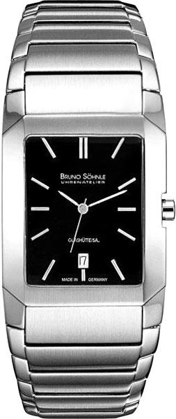 Мужские часы Bruno Sohnle 17-13080-742MB bruno sohnle часы bruno sohnle 17 13080 742mb коллекция latum