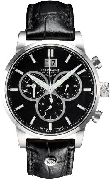 Мужские часы Bruno Sohnle 17-13084-841 bruno sohnle часы bruno sohnle 17 23109 920 коллекция sonate