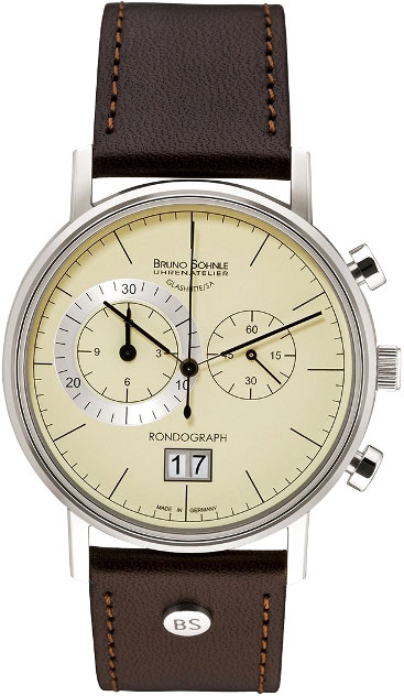 Мужские часы Bruno Sohnle 17-13135-141 bruno sohnle часы bruno sohnle 17 23109 920 коллекция sonate