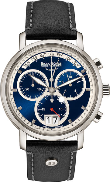 Мужские часы Bruno Sohnle 17-13143-341 часы bruno sohnle 17 13095 741