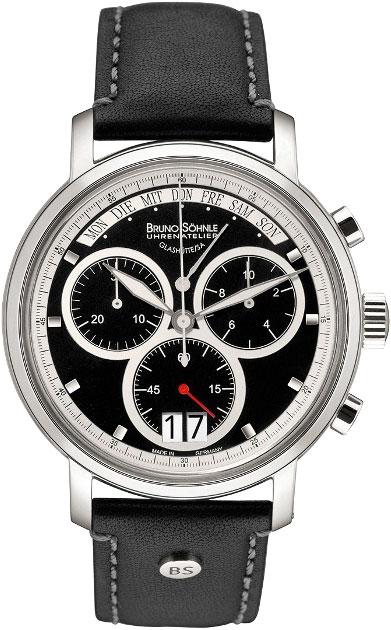 Мужские часы Bruno Sohnle 17-13143-741 bruno sohnle часы bruno sohnle 17 23109 920 коллекция sonate