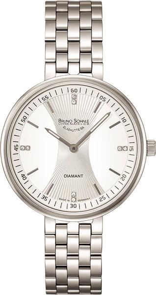 Женские часы Bruno Sohnle 17-13157-952MB bruno sohnle часы bruno sohnle 17 63115 952mb коллекция armida