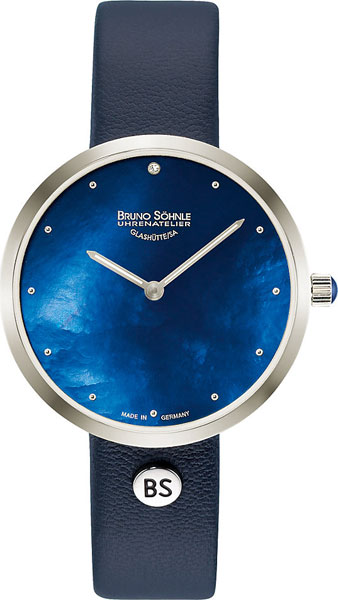 Женские часы Bruno Sohnle 17-13171-351 bruno sohnle часы bruno sohnle 17 23109 920 коллекция sonate