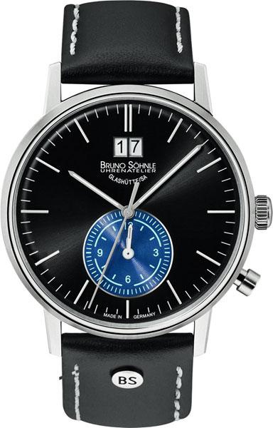 Мужские часы Bruno Sohnle 17-13180-741 bruno sohnle часы bruno sohnle 17 23109 920 коллекция sonate