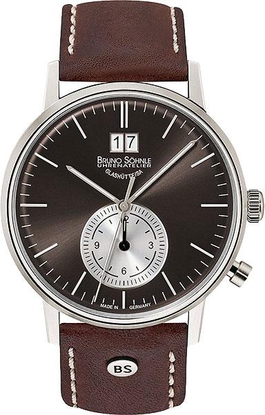 Мужские часы Bruno Sohnle 17-13180-841 bruno sohnle часы bruno sohnle 17 23109 920 коллекция sonate