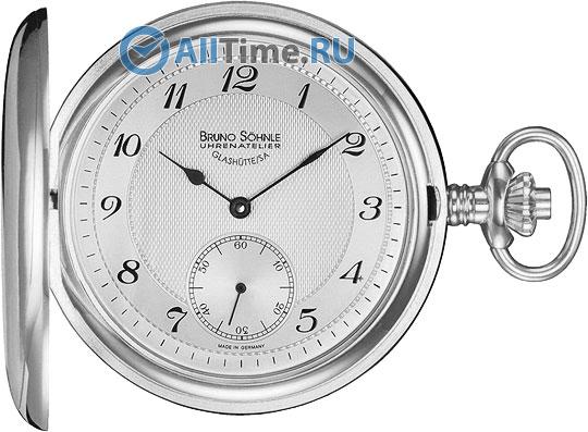 Мужские наручные часы в коллекции Карманные часы Bruno Sohnle AllTime.RU 169790.000