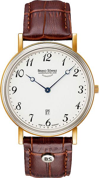 Мужские часы Bruno Sohnle 17-23109-920 часы bruno sohnle 17 13095 741