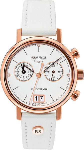 Женские часы Bruno Sohnle 17-53172-291 bruno sohnle часы bruno sohnle 17 23109 920 коллекция sonate