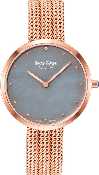 Женские часы Bruno Sohnle 17-63171-850 bruno sohnle часы bruno sohnle 17 23109 920 коллекция sonate
