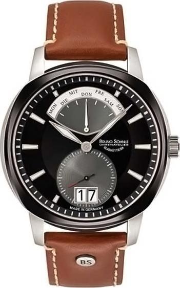 Мужские часы Bruno Sohnle 17-73155-741 bruno sohnle facetta 17 73155 741