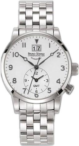 Мужские часы Bruno Sohnle 17-13043-322MB bruno sohnle часы bruno sohnle 17 23109 920 коллекция sonate