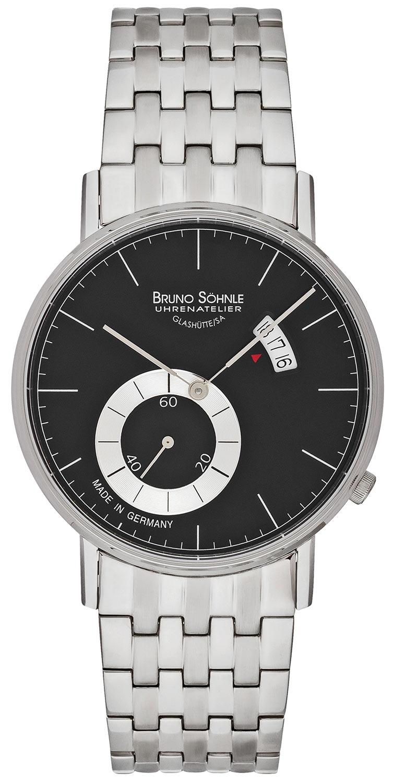Мужские часы Bruno Sohnle 17-13053-742MB bruno sohnle часы bruno sohnle 17 23109 920 коллекция sonate