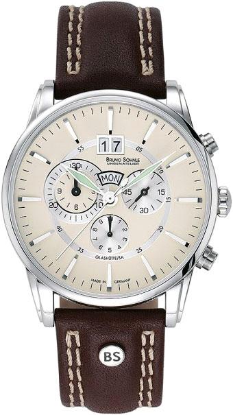 Мужские часы Bruno Sohnle 17-13073-782MB Мужские часы Michel Herbelin 18243/14.SM