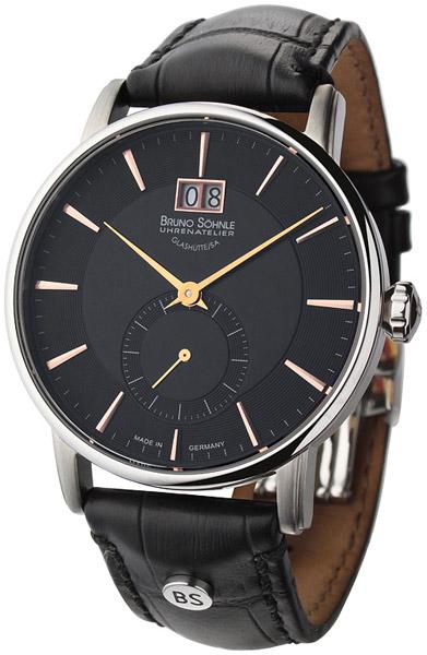 Мужские часы Bruno Sohnle 17-13055-745 bruno sohnle часы bruno sohnle 17 23109 920 коллекция sonate