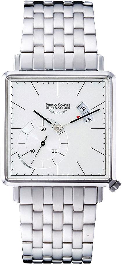 лучшая цена Мужские часы Bruno Sohnle 17-13072-242MB