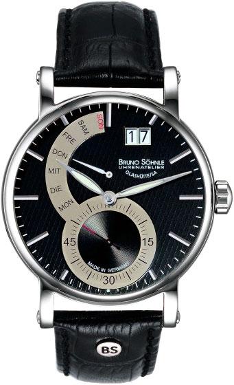 Мужские часы Bruno Sohnle 17-13073-781 bruno sohnle 17 13073 741