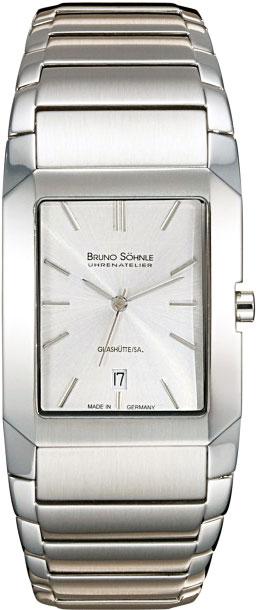 Мужские часы Bruno Sohnle 17-13080-242MB bruno sohnle часы bruno sohnle 17 13080 742mb коллекция latum