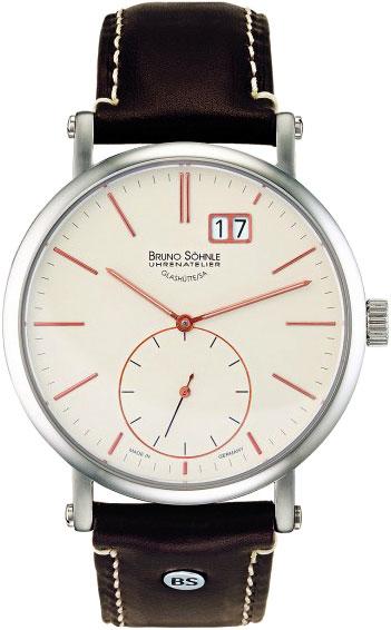 Мужские часы Bruno Sohnle 17-13095-245 bruno sohnle часы bruno sohnle 17 23109 920 коллекция sonate