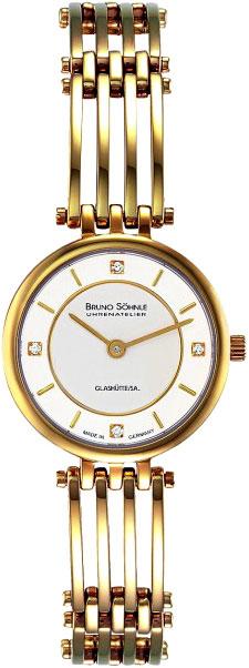 Женские часы Bruno Sohnle 17-33103-242MB bruno sohnle часы bruno sohnle 17 23109 920 коллекция sonate