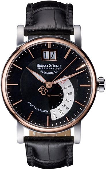 Мужские часы Bruno Sohnle 17-63073-745 bruno sohnle часы bruno sohnle 17 23109 920 коллекция sonate