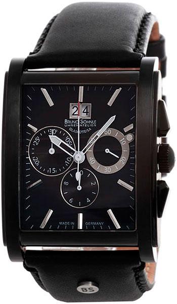 Мужские часы Bruno Sohnle 17-73093-841 bruno sohnle часы bruno sohnle 17 23109 920 коллекция sonate