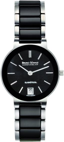 Женские часы Bruno Sohnle 17-63108-992MB Мужские часы Briston 15140.PYA.T.9.NNB